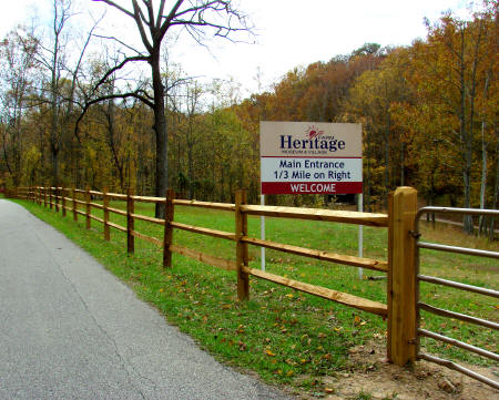 Visit The Website of Heritage Farm Museum & Village